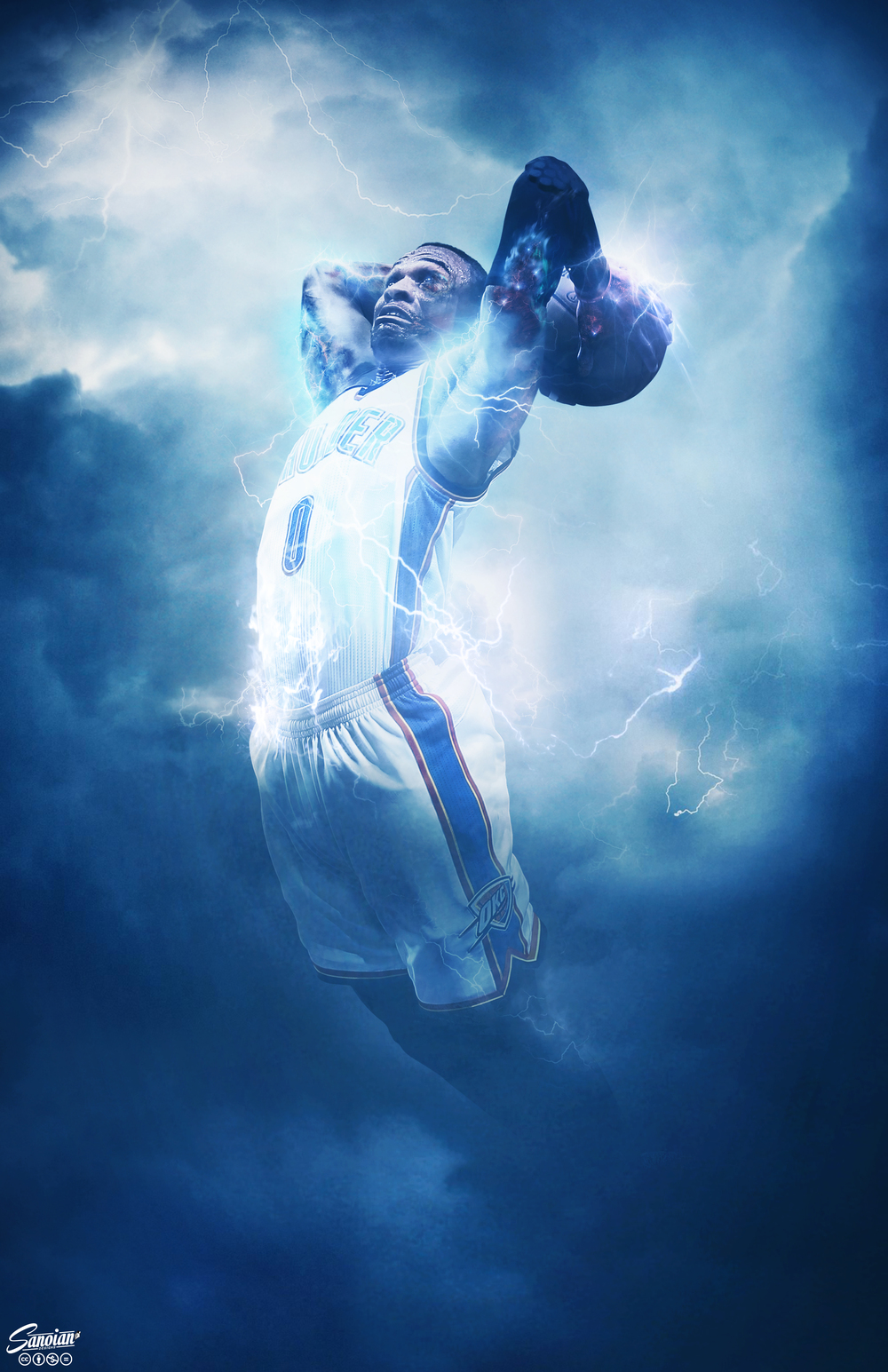 Russell Westbrook - Energize