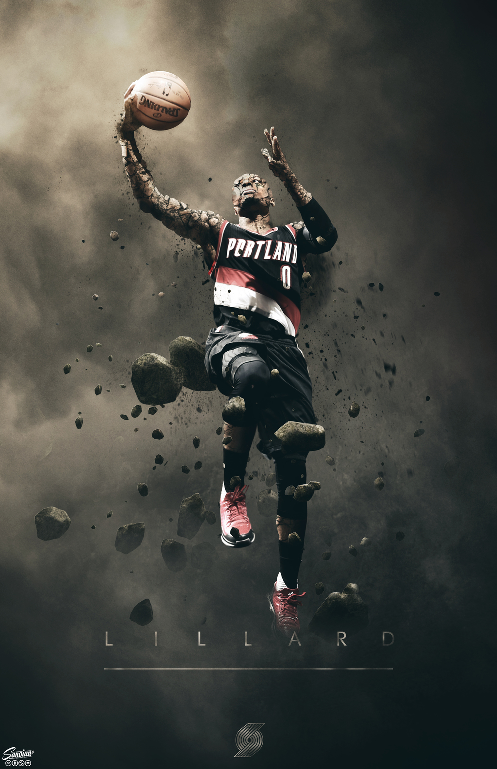 Earth Ascending - Damian Lillard