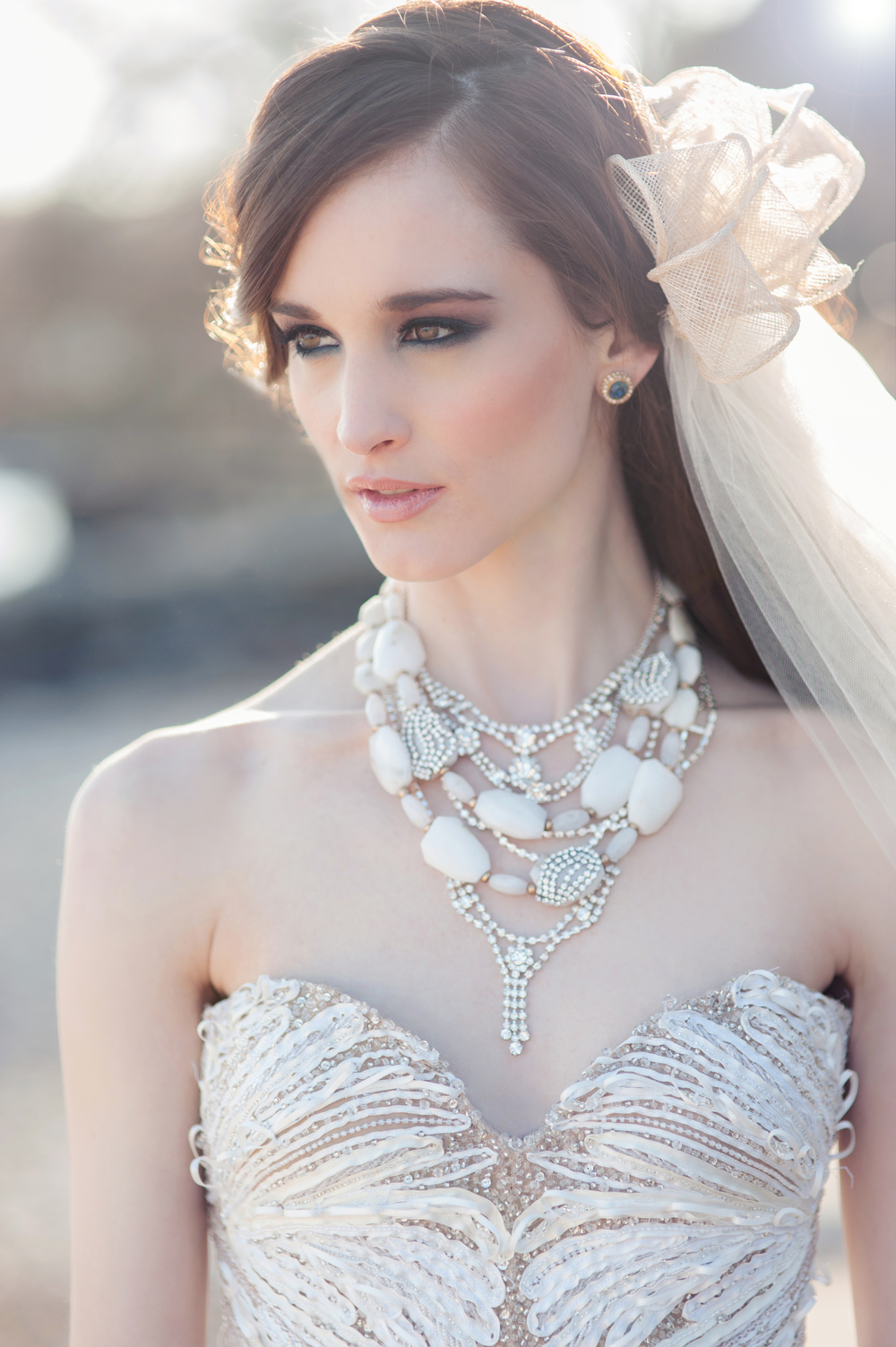 Published in WedLuxe photo krista fox