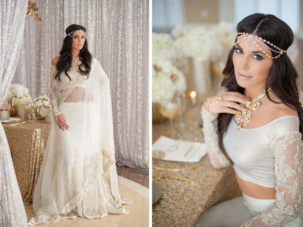 Published in lavish dulhan magazine - Photo Krista Fox