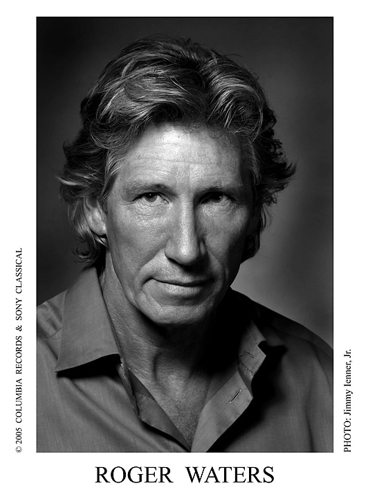 Roger Waters WORD Cover Publicity