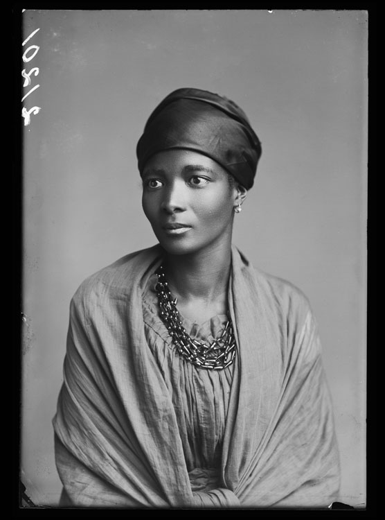 Eleanor Xiniwe ,  The African Choir.   London Stereoscopic Company, 1891. Courtesy of © Hulton Archive/Getty Images