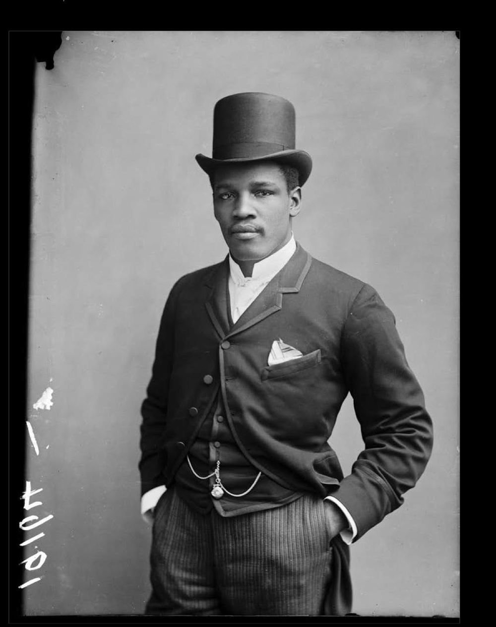 Image: Peter Jackson. London Stereoscopic Company, 1889 Courtesy © Hulton Archive/Getty Images.