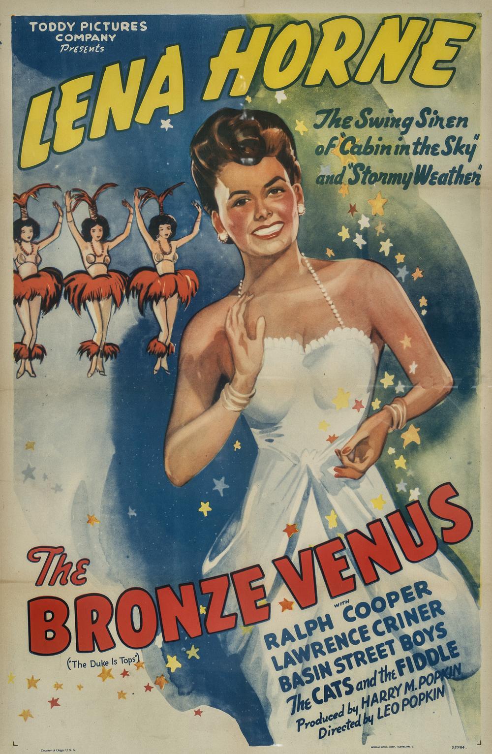 Film poster.Bronze Venus.Lena Horne.Jazz.031.jpg