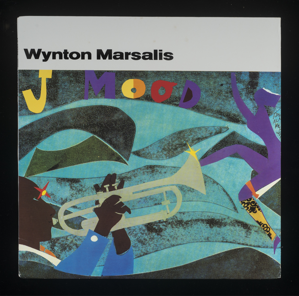 Record Album.Wynton Marsalis.J Mood.Jazz.jpg
