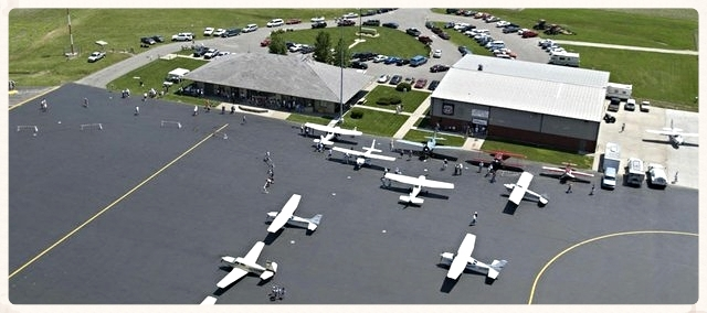 Lawrence Municipal Airport, MA