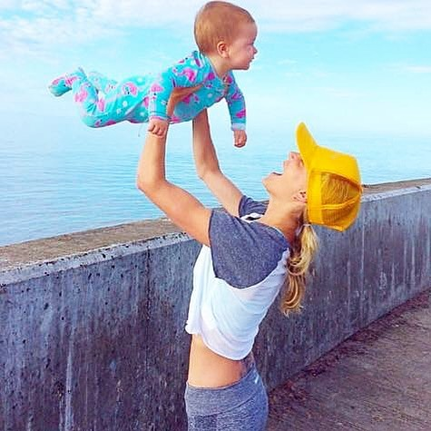 "Flashback to when I could lift my baby above my head. Once I became a mother, people would tell me often, ""time flies, they grow so fast."" 4 years later and I can absolutely say, that couldn't be more true! I promise to try my best to stay present and enjoy the blessings my daughter, so freely gives me daily. For she is my greatest teacher, my inspiration and she will forever fly. ✨ #flashbackfriday #proudmama #mindfulmotherhood #singlemomsclub #motheranddaughter #joieleilani"