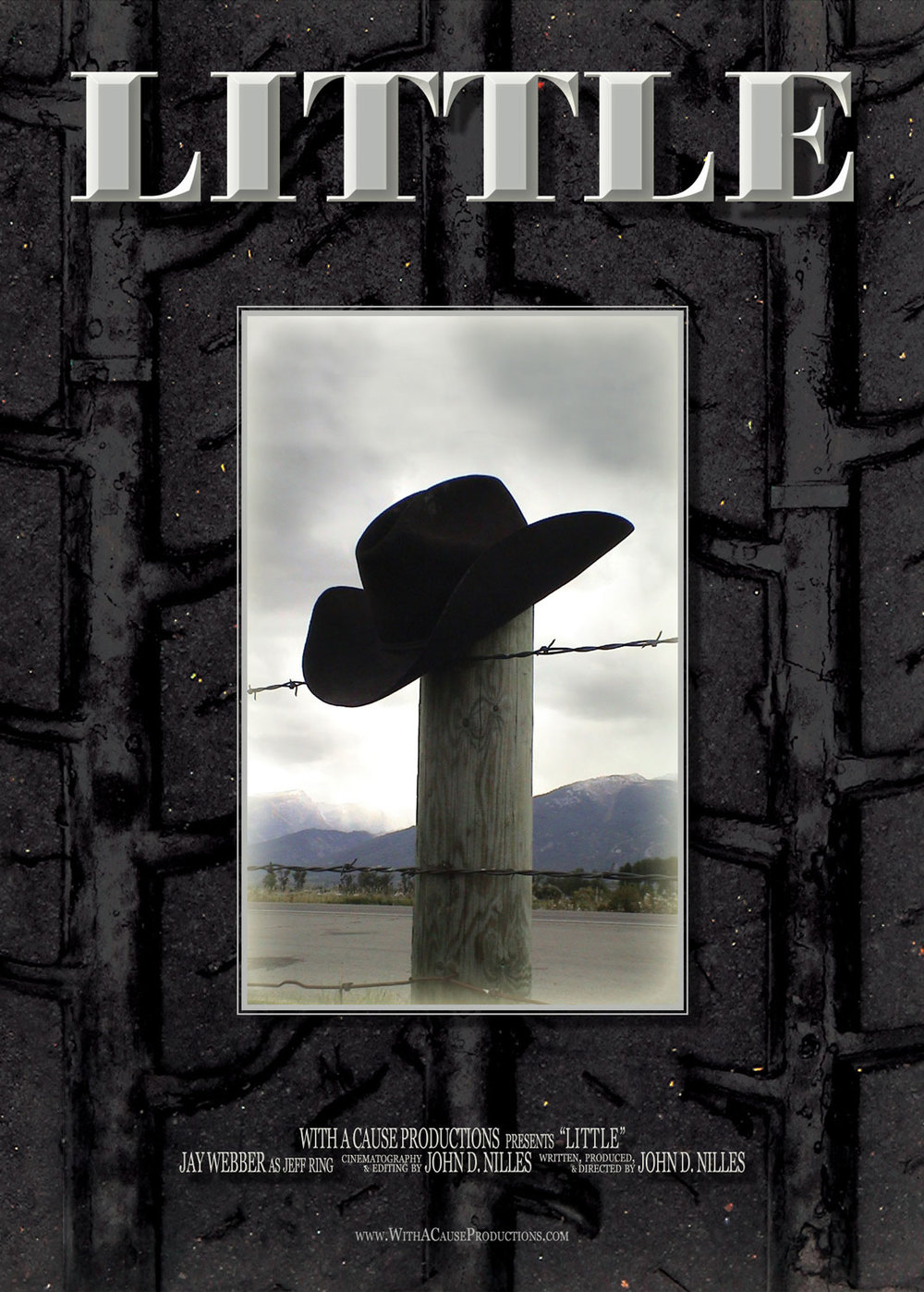 LITTLE Contemporary Western Movie Poster