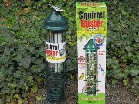Squirrel-proof Squirrel Buster Classic