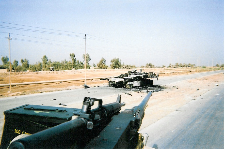 K kill M1A1 outside of Baghdad copy.jpg