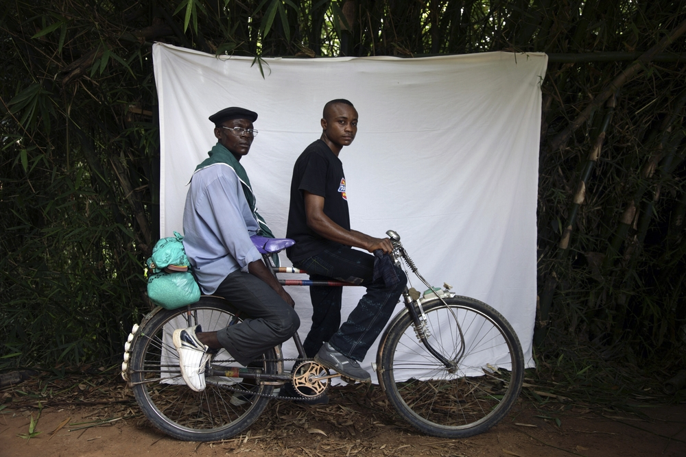 Congo Portraits