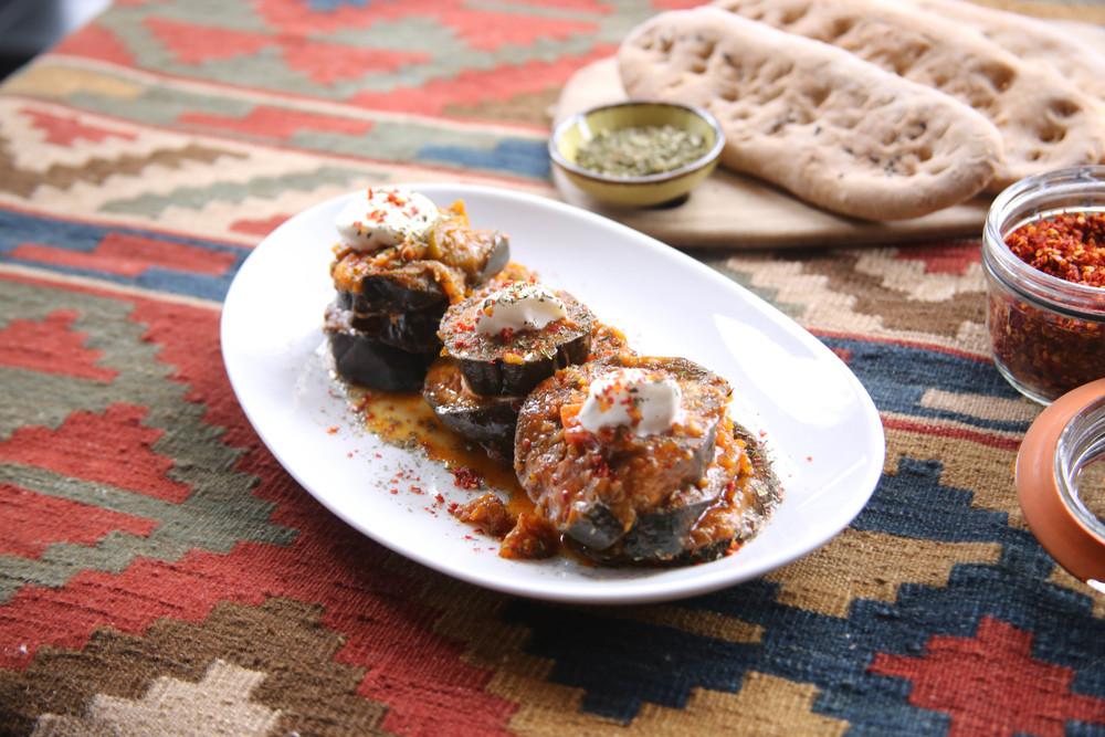 Lapis - Modern Afghan Bistro - Washington, DC