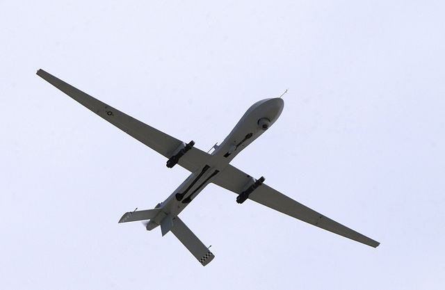 Use of armed drones must comply with laws, says ICRC President - Photo courtesy of Reuters