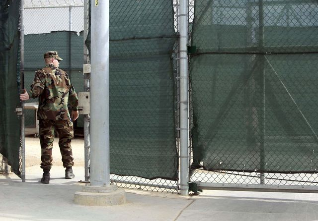 Former GTMO Detainee Explains Why ICRC Visits Mattered - Guantanamo - Photo courtesy of Reuters/Brennan Linsle