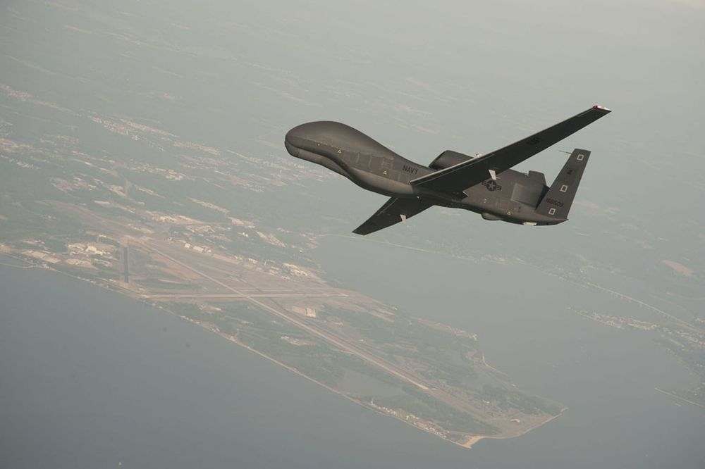 Drones wars - Photo courtesy of Reuters