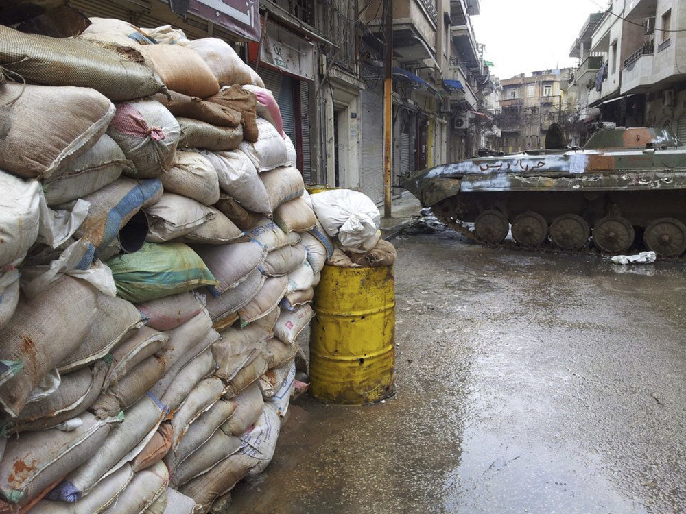 Syria update - Worrying situation despite ICRC efforts - Photo courtesy of Reuter