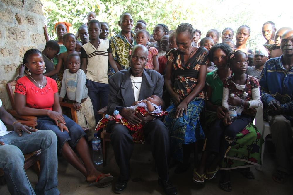 Reuniting families in Côte d'Ivoire - © ICRC/KERO, Noora