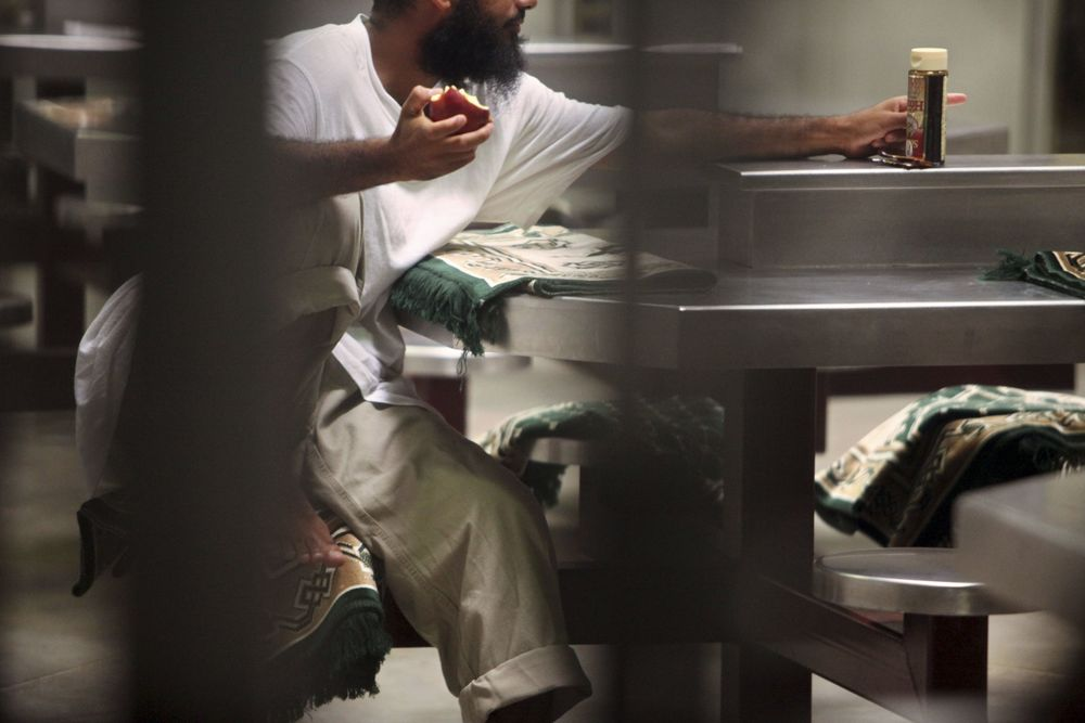 Ten years of ICRC action at Guantanamo - Photo courtesy of Reuters/Brennan Linsley/Poo