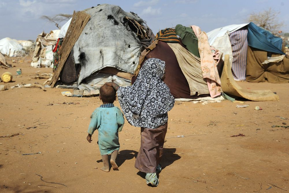 Dispatch - Dadaab reality - Photo courtesy of Reuters/Jonathan Erns