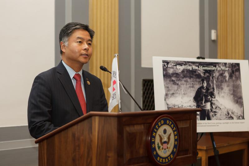 Congressman Ted Lieu, CA