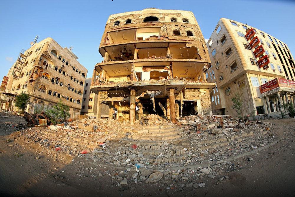 Dar Sa'ad District, Aden, Yemen. Photo: WFP/Ammar Bamatraf