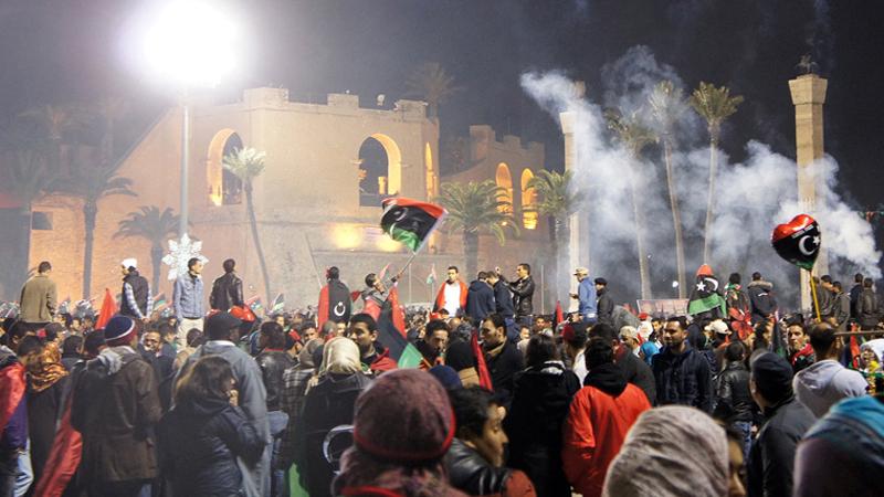 Libya anniversary: 'The situation is just terrible' - Al Jazeera English
