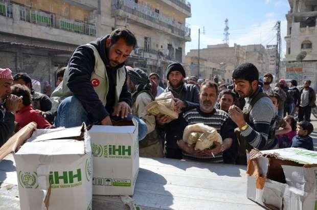 Photo credit: NAZEER AL-KHATIB/AFP/Getty Images