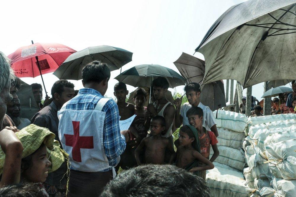 Hla Yamin Eain/ICRC