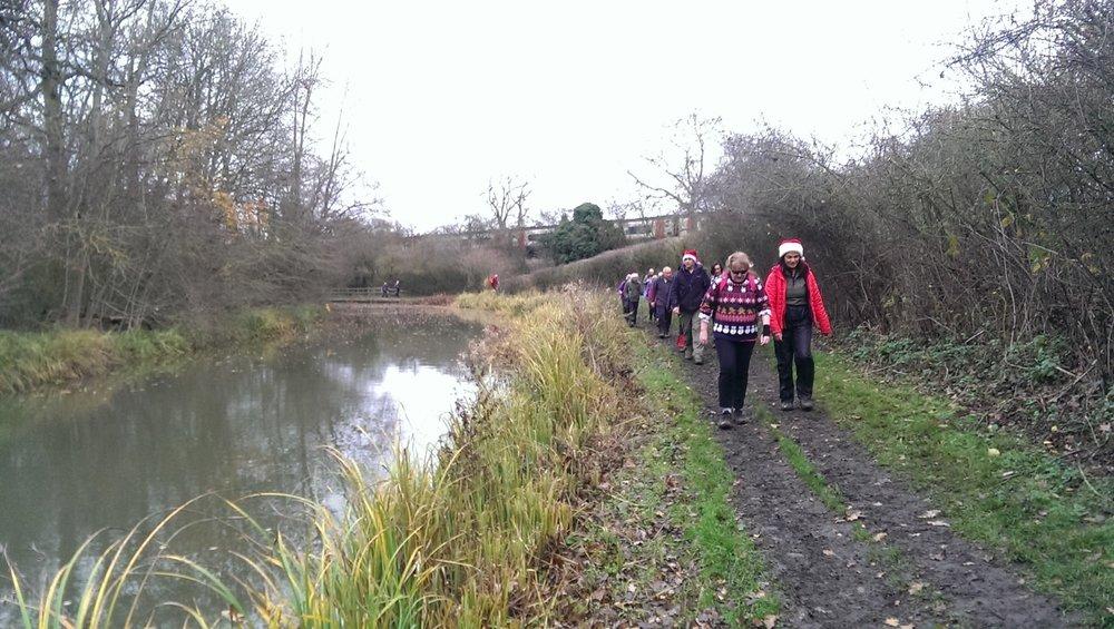2018 - Christmas walk