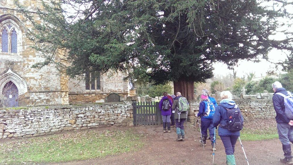 Twixmas 2018 - Broughton Church