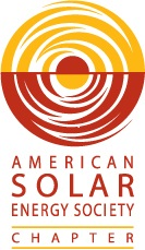 WE ARE A CHAPTER OF THE   AMERICAN SOLAR ENERGY SOCIETY (ASES)  .