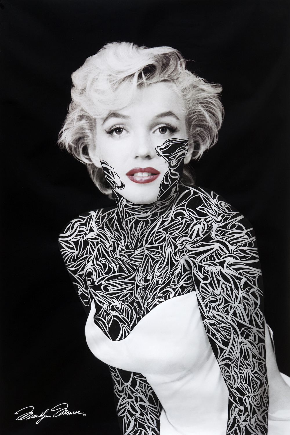 Jean-Luc Moerman,  Marilyn,  2010