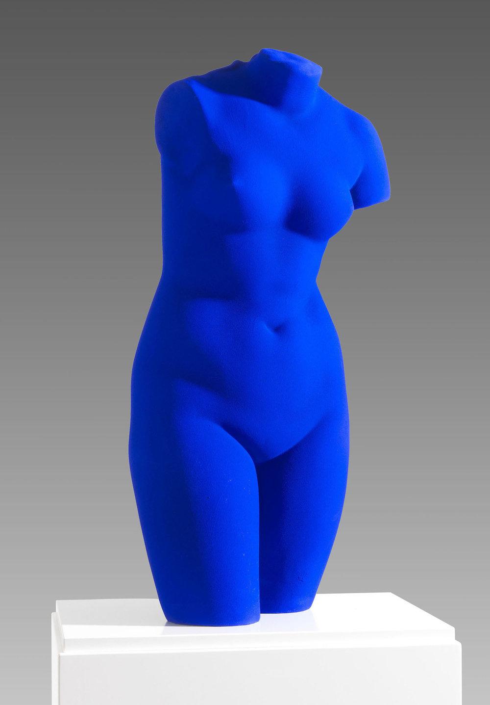 Yves Klein, Venus Bleue (La Vénus d'Alexandrie)