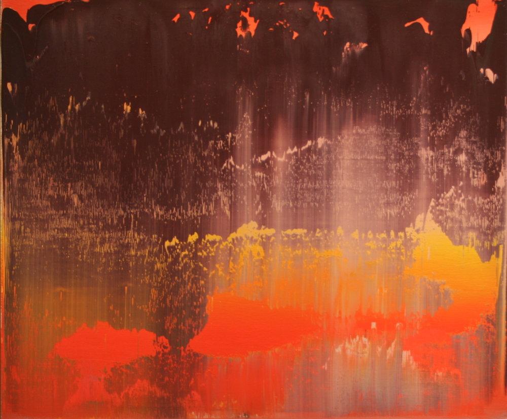 Gerhard Richter, Abstraktes Bild, 1995 (sold) ©Gerhard Richter