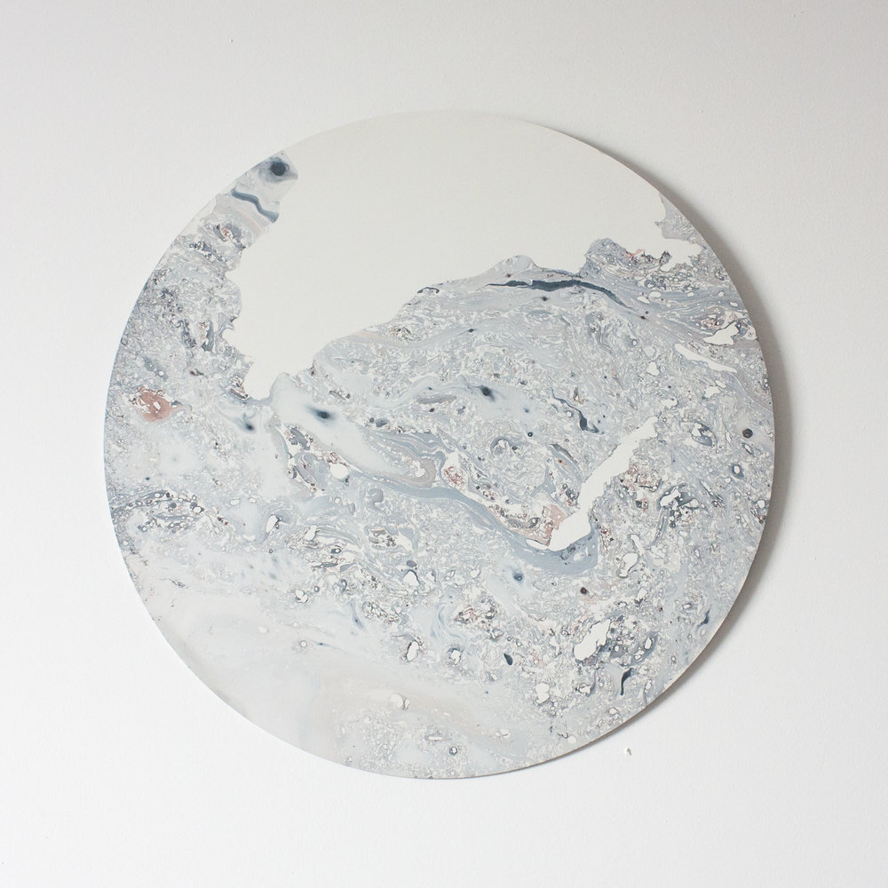 Small Marble Moon