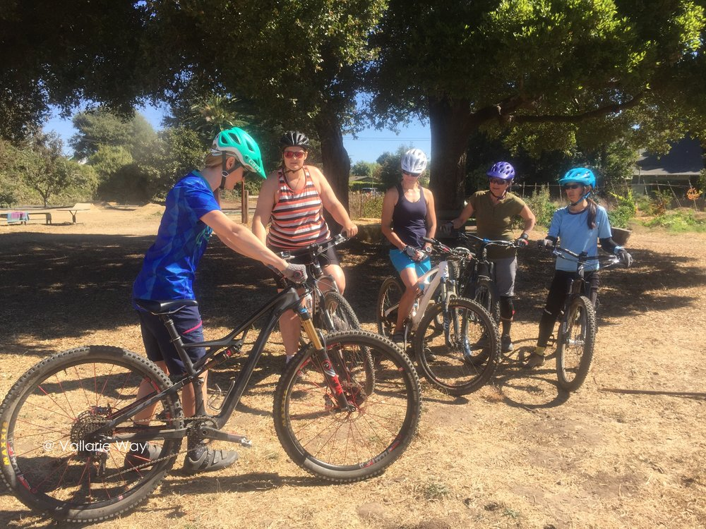 Taking lessons could be the best thing you do for your mountain bike journey. Which coach? Group, private or semi-private? Try a variety of options and see what fits.