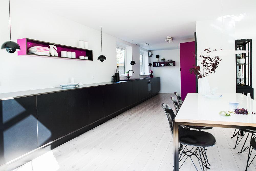 RUM4 Køkken Solrød Strand