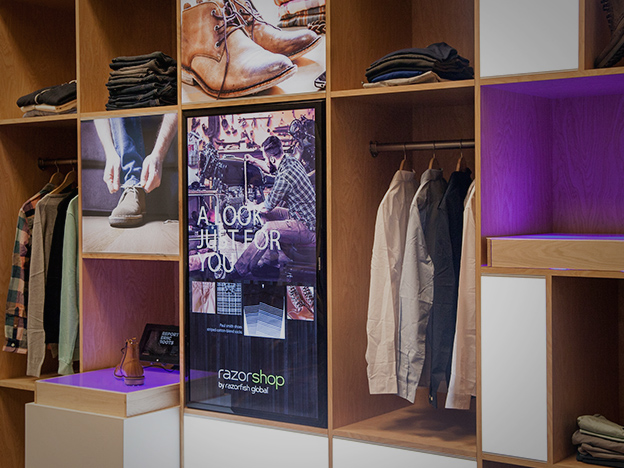 <b>Razorshop</b>The Future of Retail Has Arrived