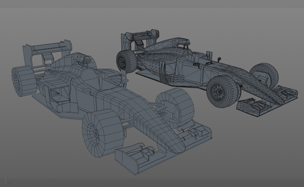 Reducing the polycount in your models is key for a smoother experience.