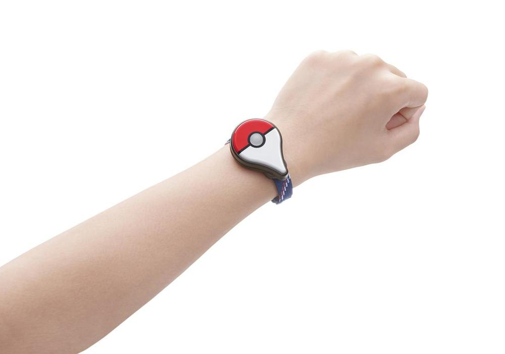 The Pokémon Go Plus (Image: Nintendo)