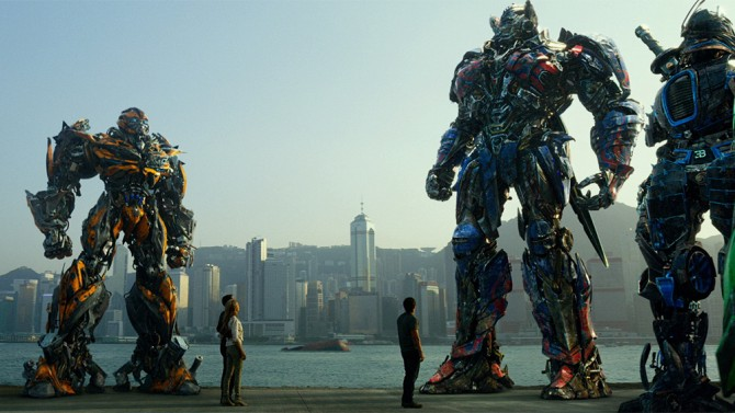 Transformers Age of Extinction, Paramount Pictures, 2014