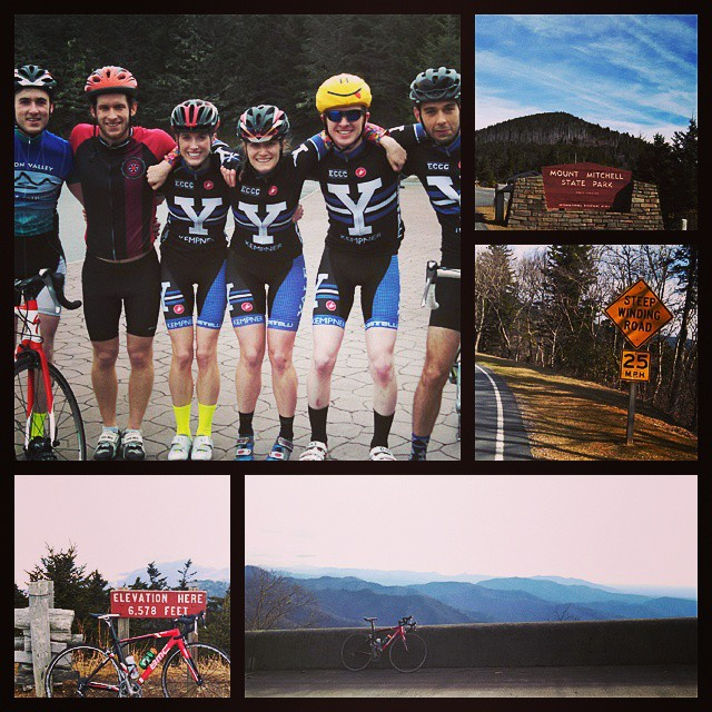 Bulldog's 2015 Spring Break Training Camp in the Blue Ridge Mountains of North Carolina, Five days of team training, hanging out, and exploring the southern landscapes.