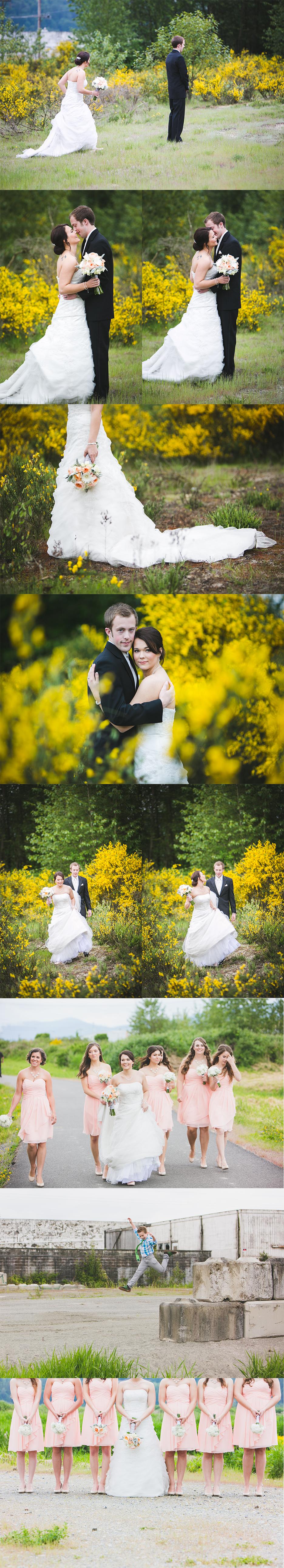 Snohomish WA Wedding