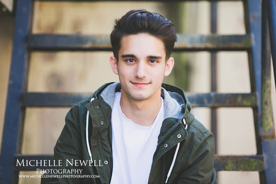 Woodinville High School Senior