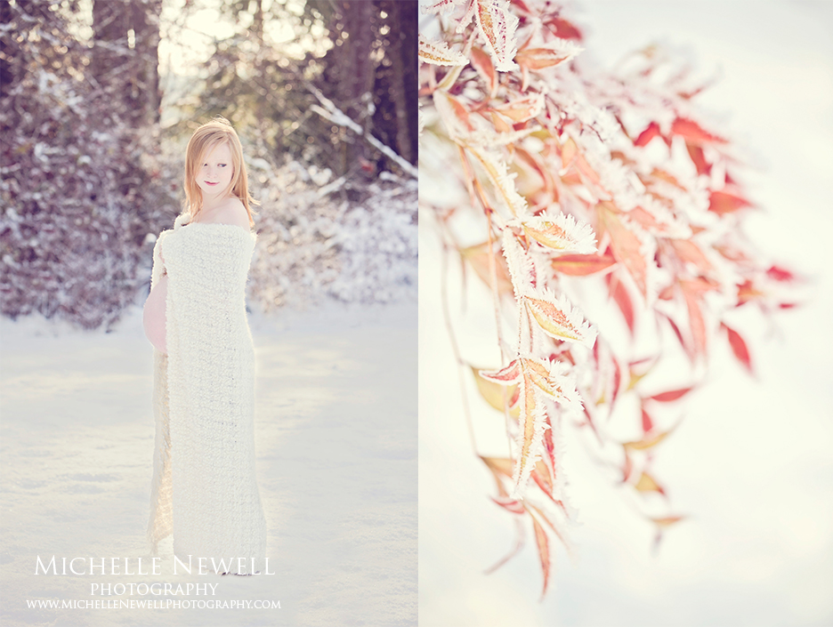 Snohomish Winter Maternity Photographer