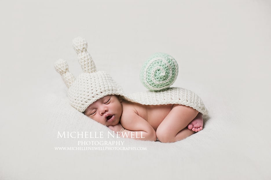 Michelle Newell Photography || Snohomish WA Newborn Photography