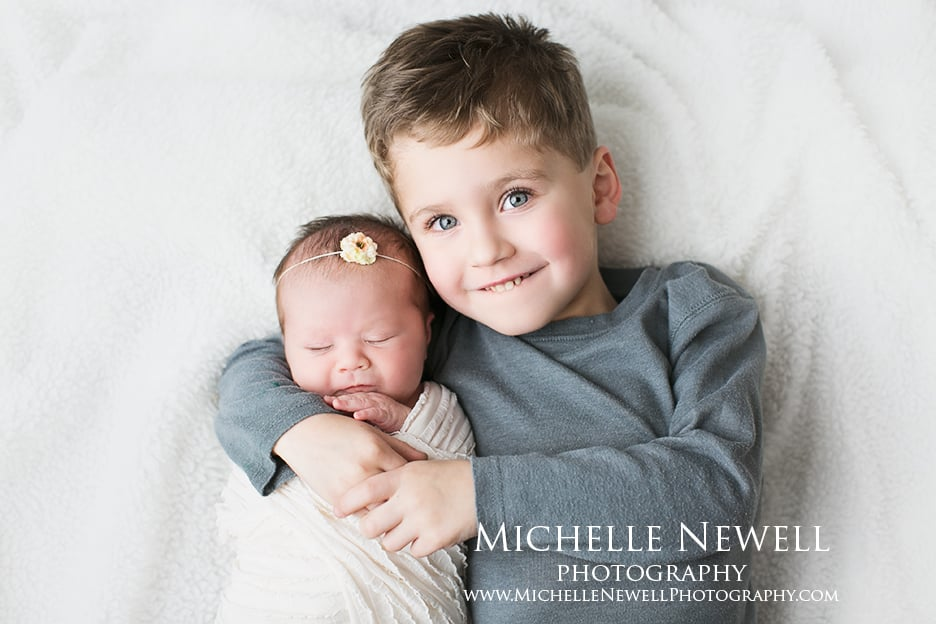Seattle's Best Newborn Photographer