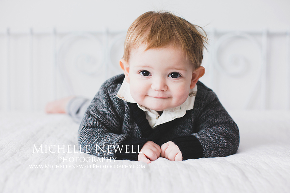 Redmond WA Baby Photographer
