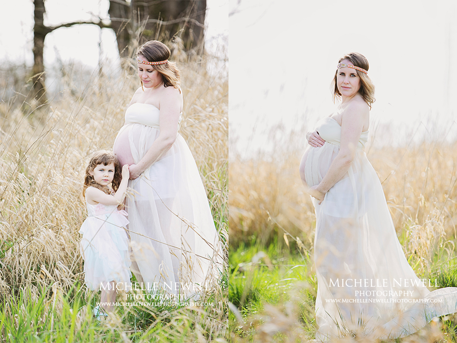 Family Maternity Photographer