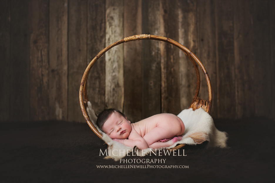 Newborn Photography by Michelle Newell Photography